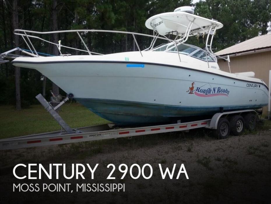 2004 Century 2900 WA