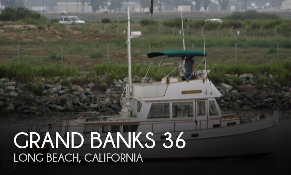 1966 Grand Banks 36