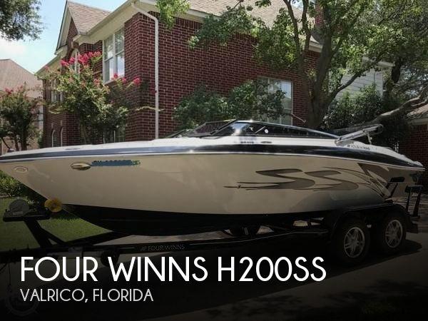 2008 Four Winns H200SS