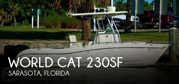 2006 World Cat 230SF