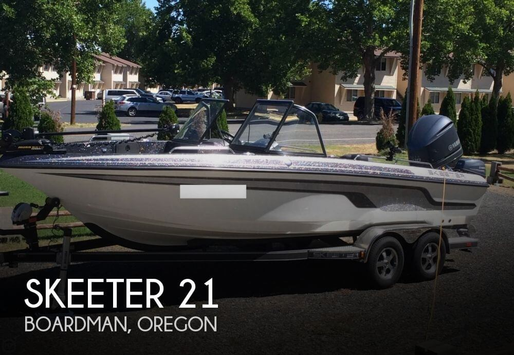 2014 Skeeter 21
