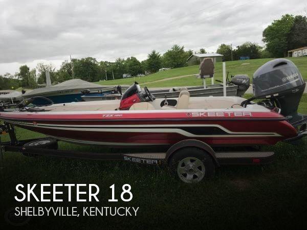 2015 Skeeter 18