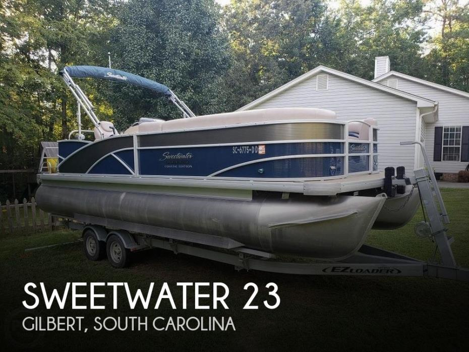 2015 Sweetwater 220