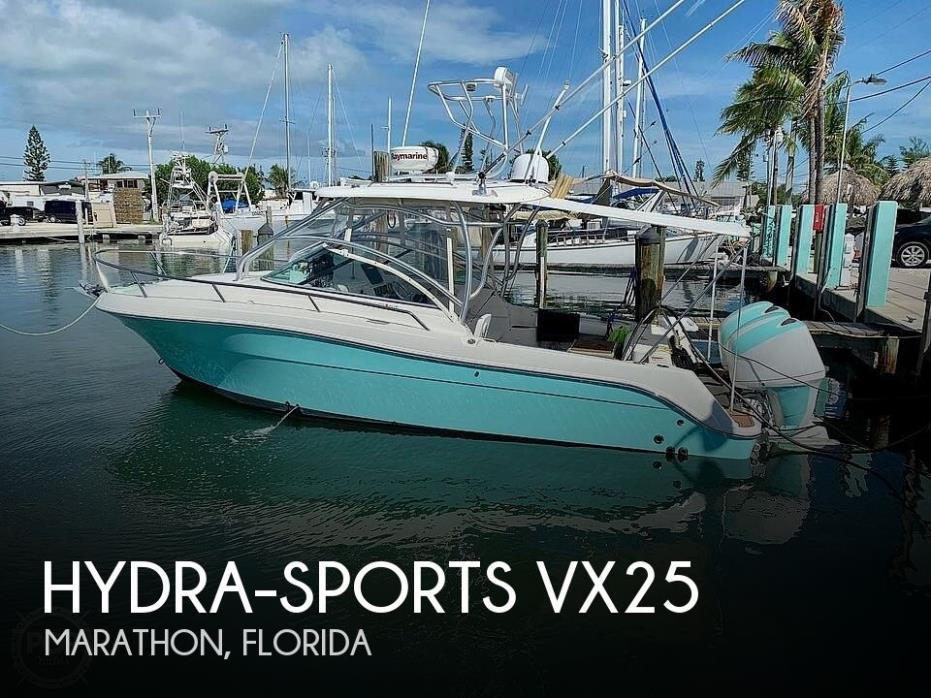 2005 Hydra-Sports vx25