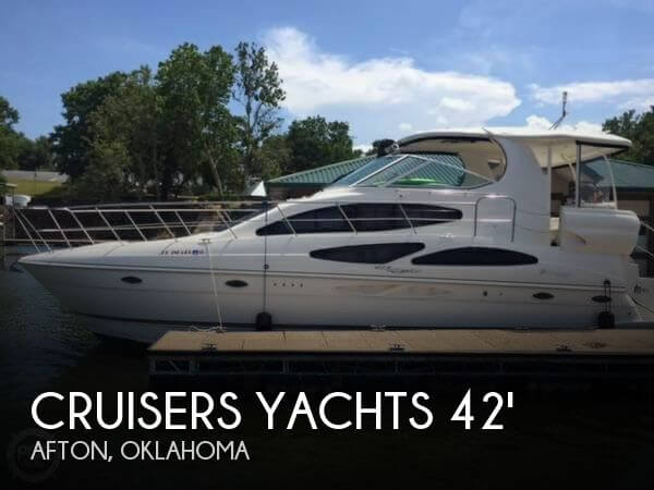 2007 Cruisers Yachts 415 Motoryacht
