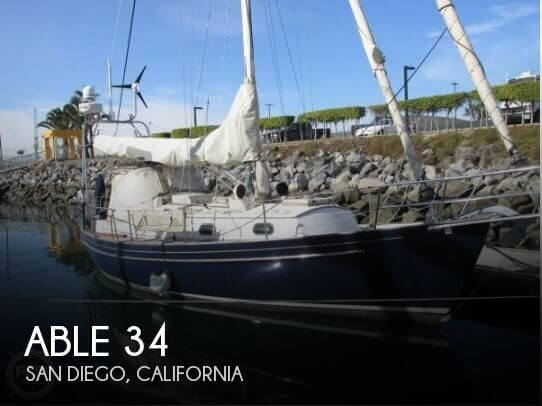 1988 Able 34