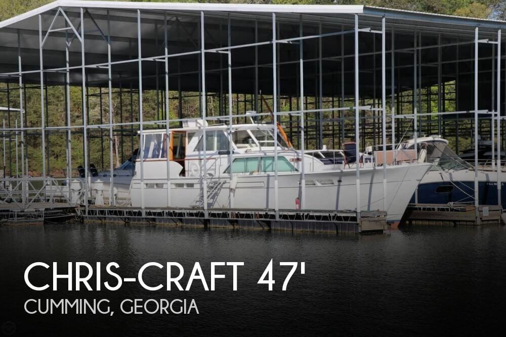 Chris Craft Commander boats for sale