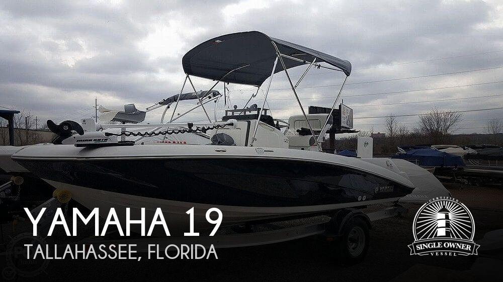 2016 Yamaha 190 fish