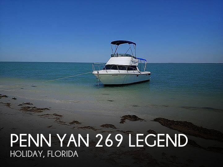 2000 Penn Yan 269 Legend