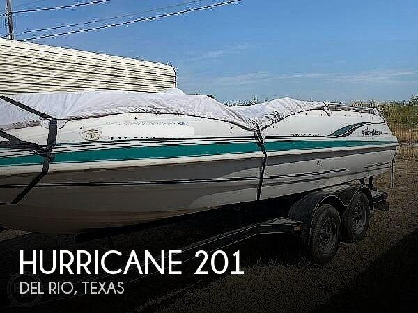 2000 Hurricane Fun Deck 201