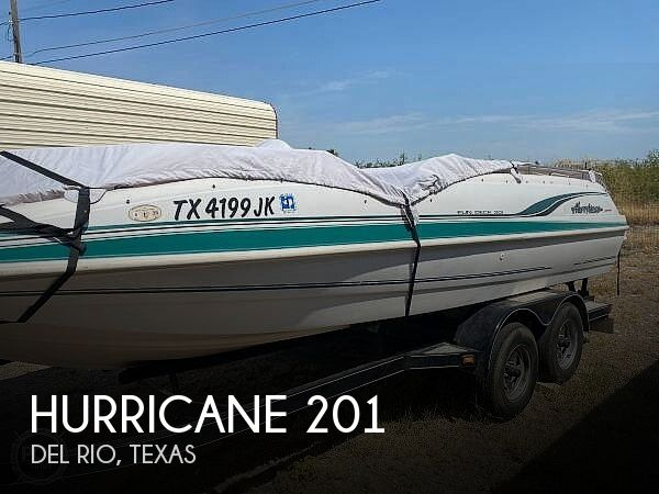 Hurricane Boats For Sale In Texas