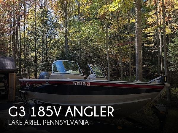 2010 G3 185v Angler