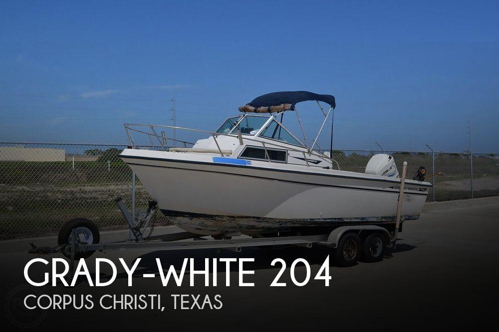 1984 Grady-White Overnighter 204-C