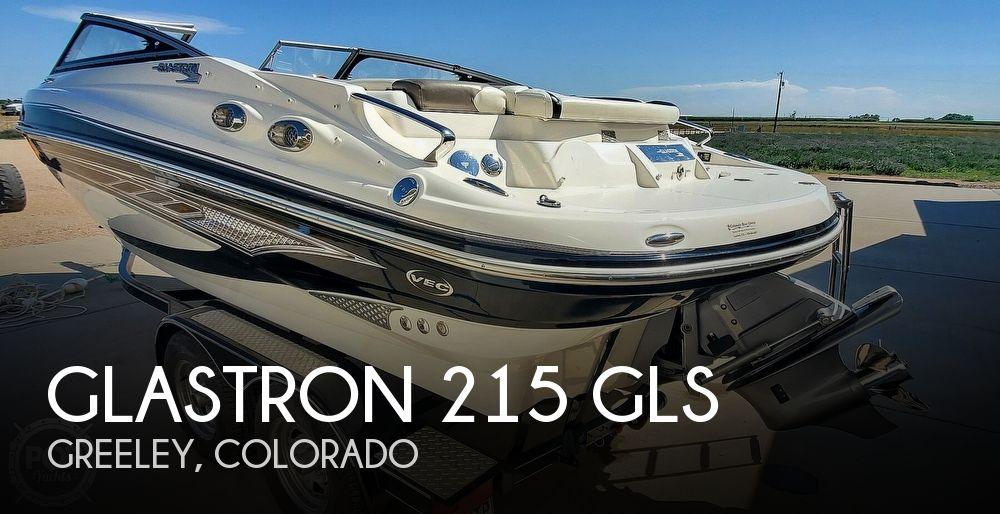 2009 Glastron 215 GLS