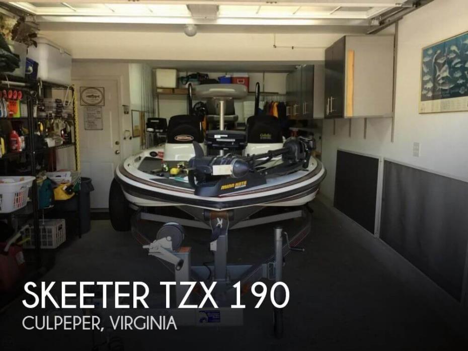 2003 Skeeter TZX 190