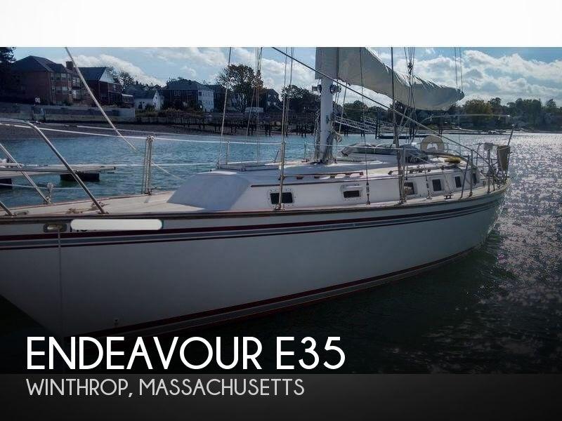 1985 Endeavour E35