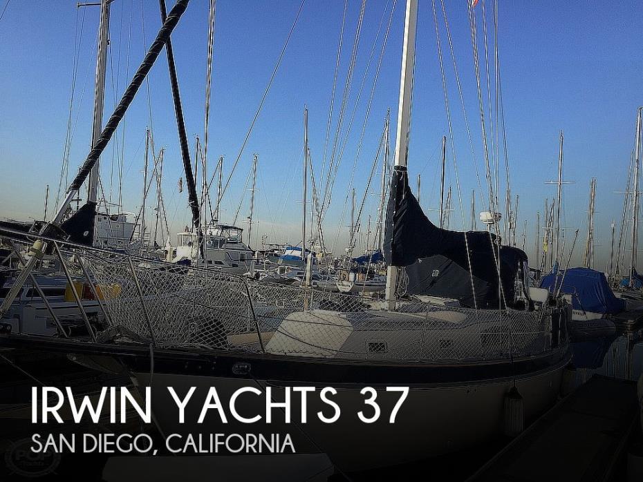 1980 Irwin Yachts 37
