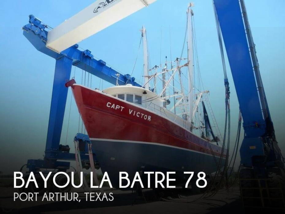 1980 Bayou La Batre 78