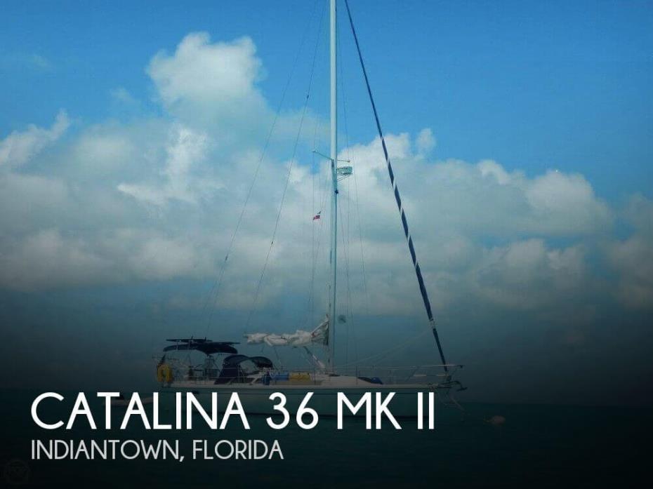 2002 Catalina 36 MK II