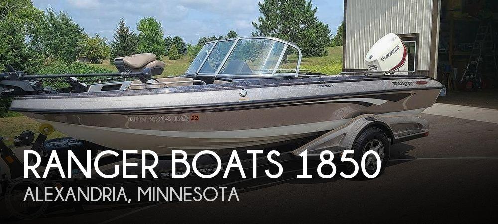 2016 Ranger Boats 1850 Reata