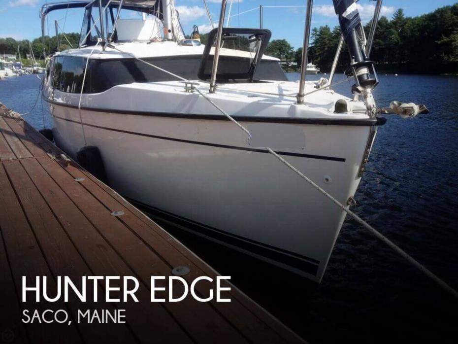2009 Hunter Edge
