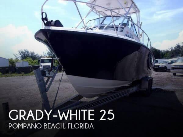 1990 Grady-White 25