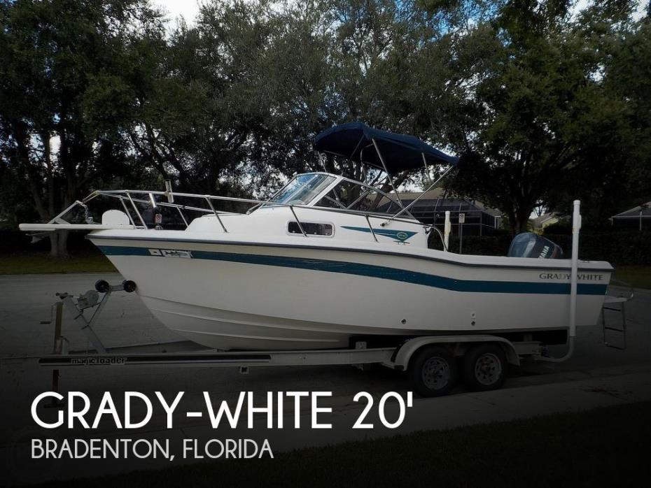 1997 Grady-White 208 Adventure