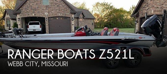 2019 Ranger Boats Z521L Camanche