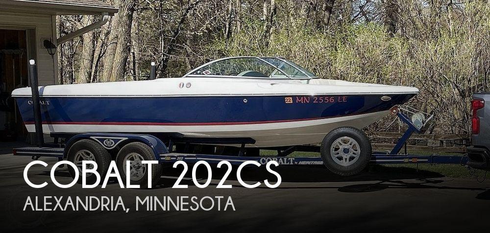 1998 Cobalt 202CS