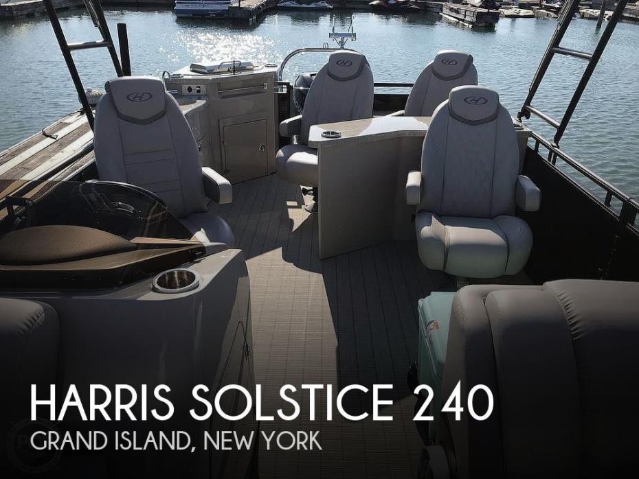 2017 Harris Solstice 240