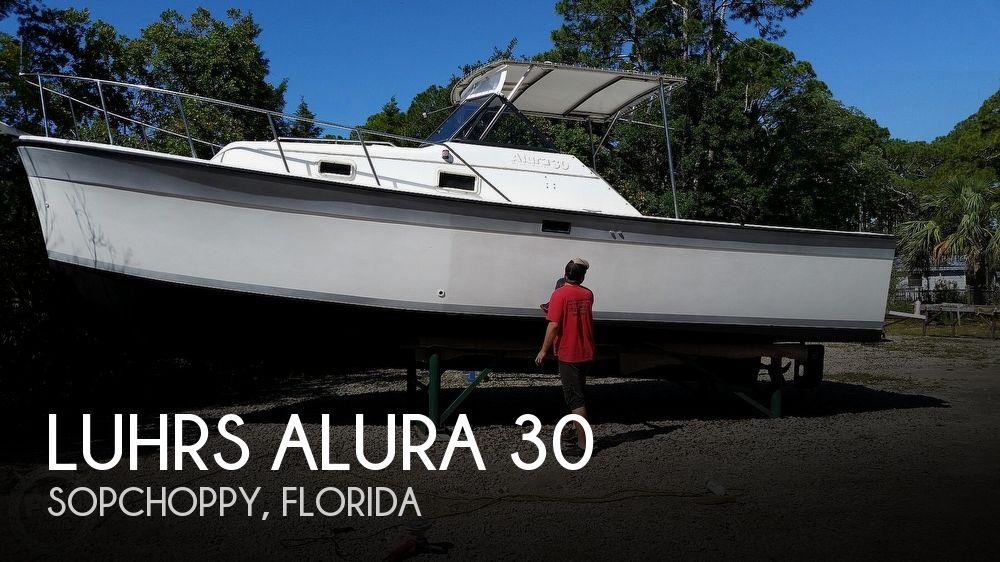 1986 Luhrs Alura 30