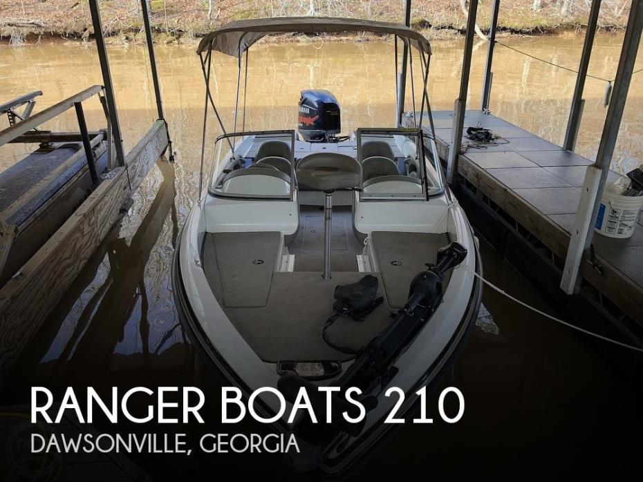 2005 Ranger Boats 210VS Reata