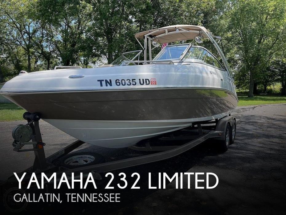 2008 Yamaha 232 Limited