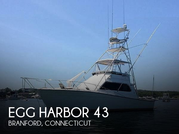 1988 Egg Harbor 43 Sportfish