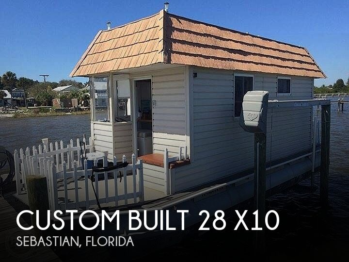2012 Custom Built 28 x10