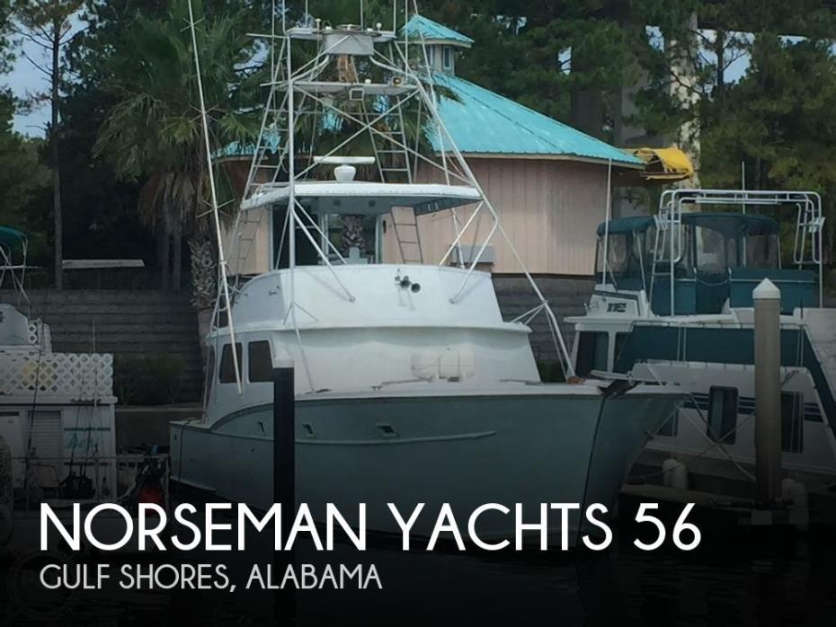 1977 Norseman Yachts 56