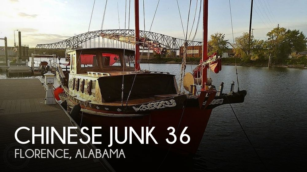 1967 Chinese Junk 36