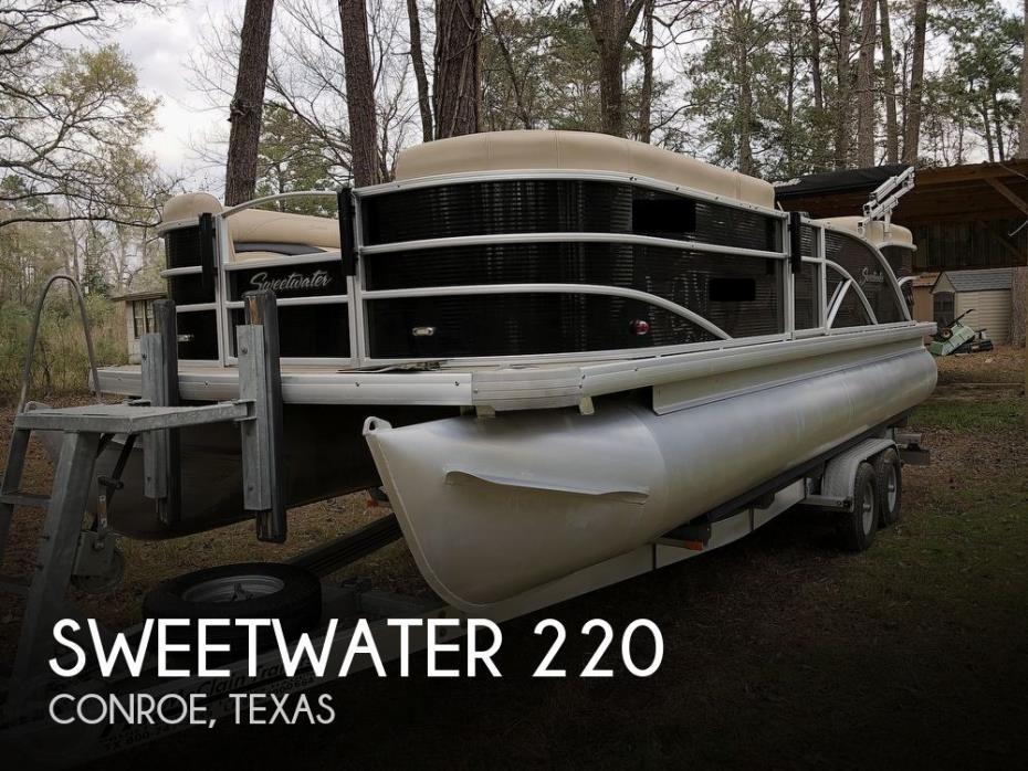 2015 Sweetwater Premium 220 SLP