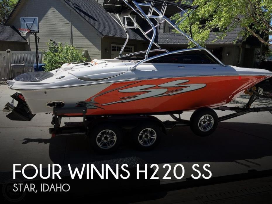 2008 Four Winns H220 SS