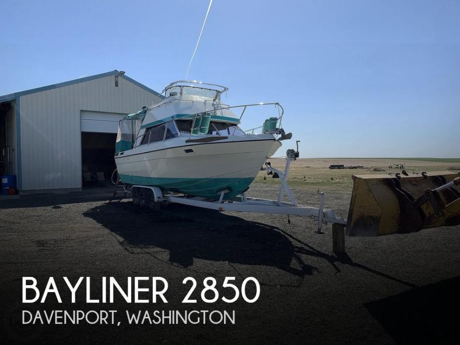 1977 Bayliner Bounty Series 2850