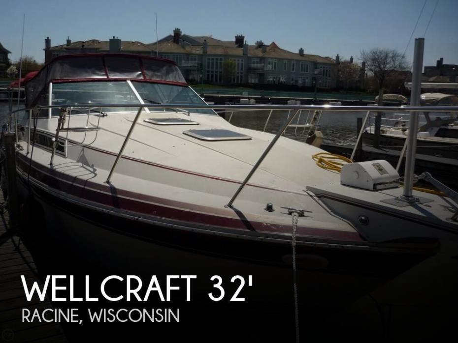 1989 Wellcraft 3200 St. Tropez