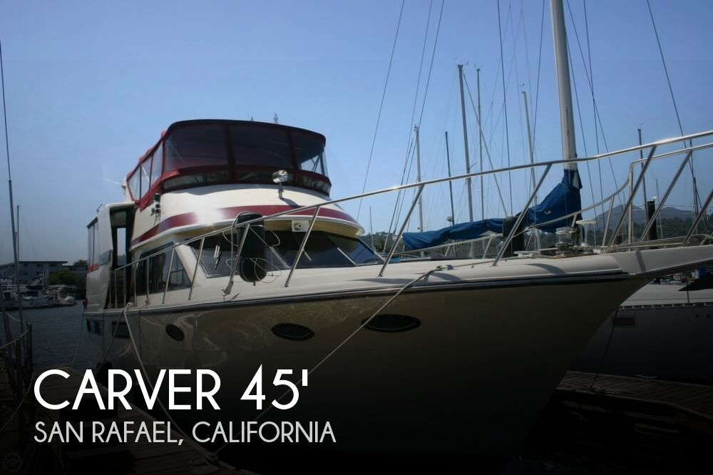 1987 Carver Californian 45