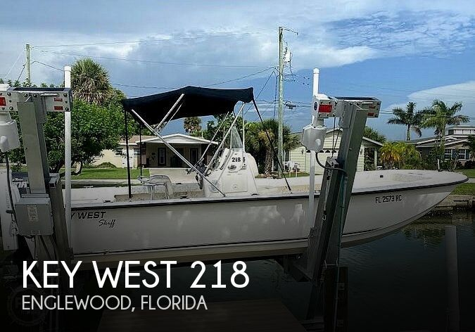 2015 Key West 218SK