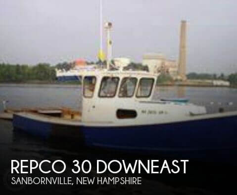 1982 Repco 30 Downeast