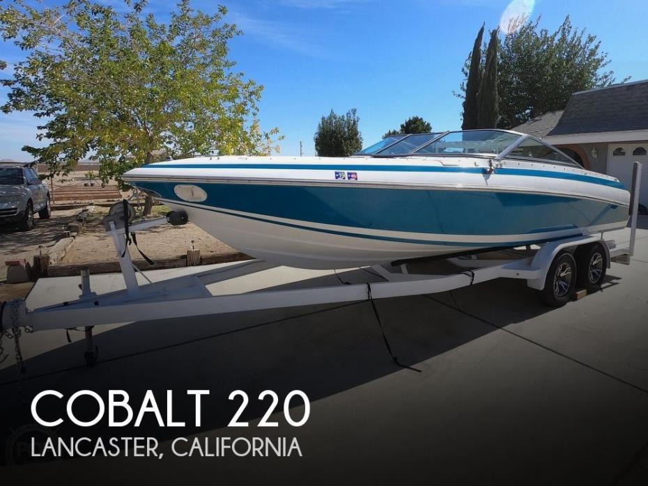 1995 Cobalt 220
