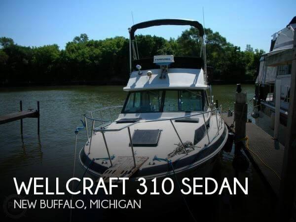 1981 Wellcraft 310 Sedan