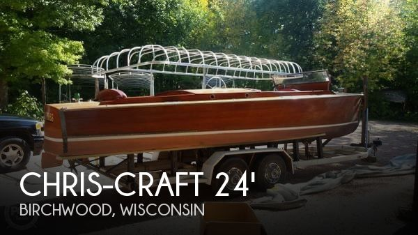 1929 Chris-Craft 3-Triple