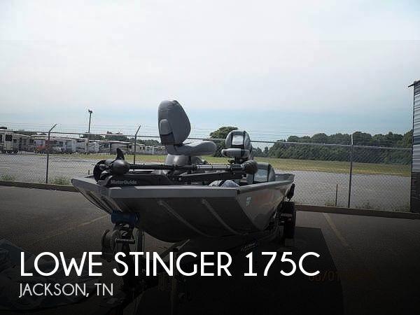 2015 Lowe Stinger 175C