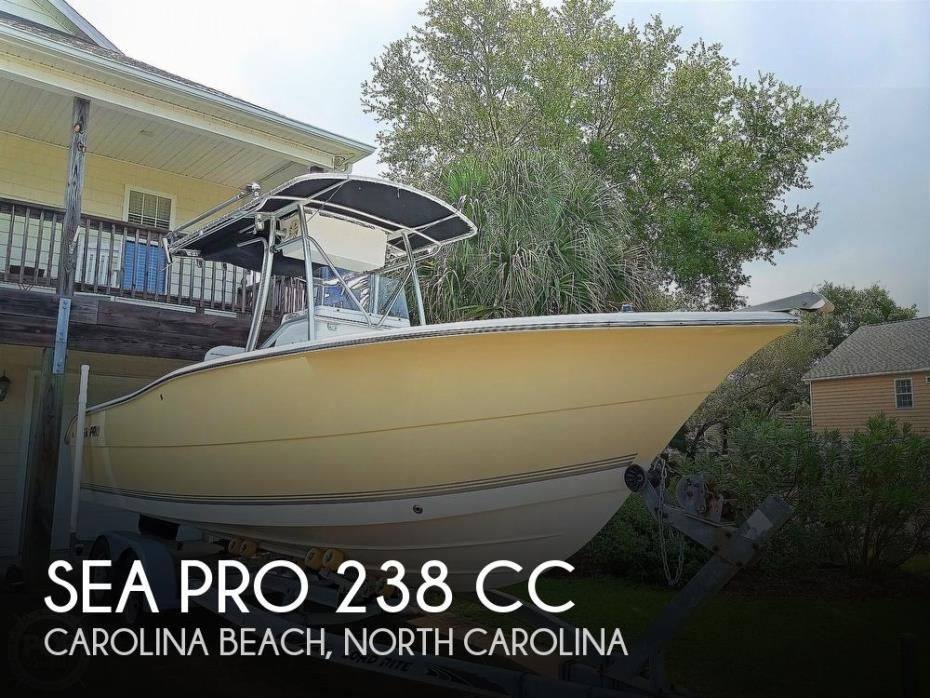 2007 Sea Pro 238 CC