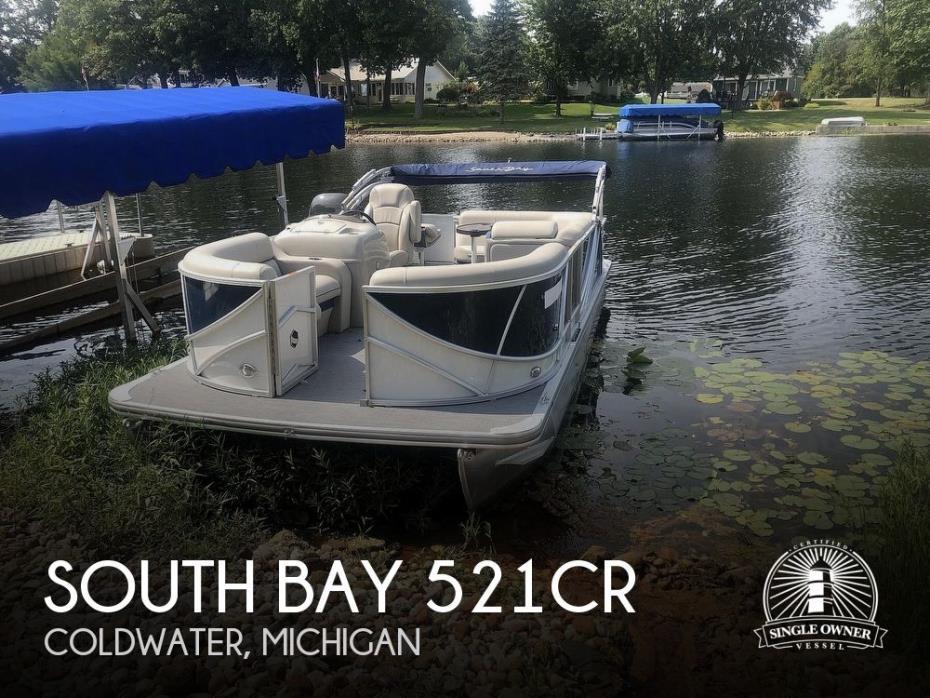 2016 South Bay 521CR